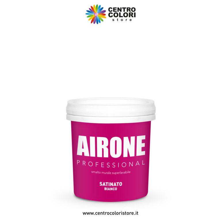 Airone - Satinato Bianco - CENTRO COLORI STORE